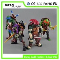 Custom Teenage Mutant Ninja Turtles Action Figure/Make Classic Collection TMNT Action Figures/Factory Custom Game Action Figures