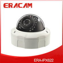 "1/3"" Magepixels CMOS 720P Day&Night Vandal-Proof Dome Infrared Web Camera"