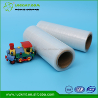 Alibaba Express China PE Wrapping Flexible 450mm Stretch Film