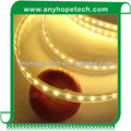 Heat resistant smd5630 75leds flexible led thin rope light
