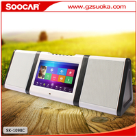 Bluetooth 4 0 Portable Active Karaoke