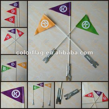 custom bicycle flags