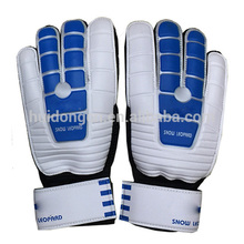 Color Latex soccer Goalkeeper Gloves high quality soft customized american football Gloves