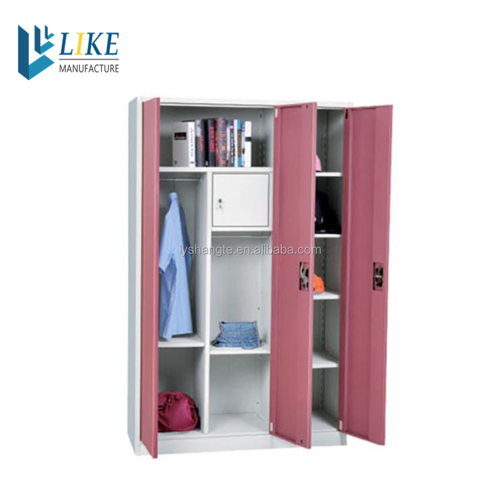 2016 modern bedroom furniture design lockable wardrobe for Bedroom 2016