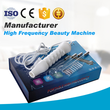 portable high frequency hair growth electric scalp stimulator/high frequency facial machine for home use