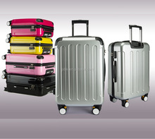 carry on luggage type travel bag flight boarding luggage trolley case on wheels