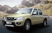 NewDiesel PickUp with ISUZU Specification