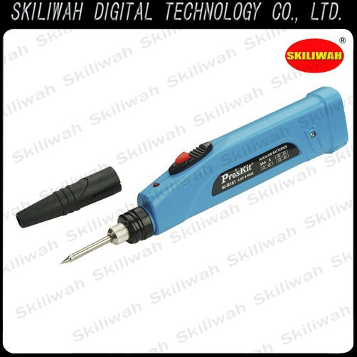 Proskit Tools SI-B161 Battery Operated Soldering Iron
