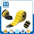 traffic road rubber portable roll up speed hump/plastic