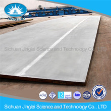 JingLei Explosive Weld Double Metal Clad Steel Sheet