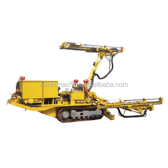 high level All hydraulic crawler drilling rig CMJ2-18