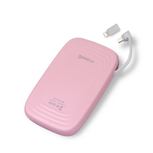 Manufacturers direct sales usb phone charger fashion cute durable portable charger