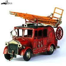 100% Handmade Mini Die Cast Car Model Metal Craft Vintage Gift 6749
