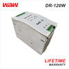 110v/220v ac to dc DR-120-5 120W 5V 24A Din Rail Power Supply