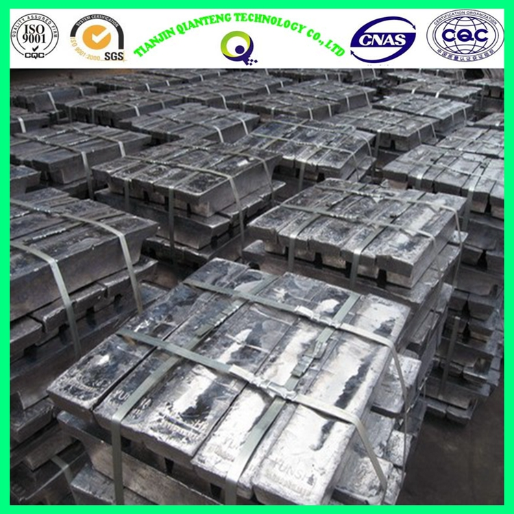 China Factory 99.99% Purity Pure Lead Ingot Buyer