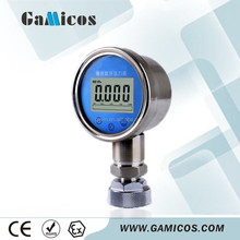 5000 psi high glycerine manometer digital pressure gauge