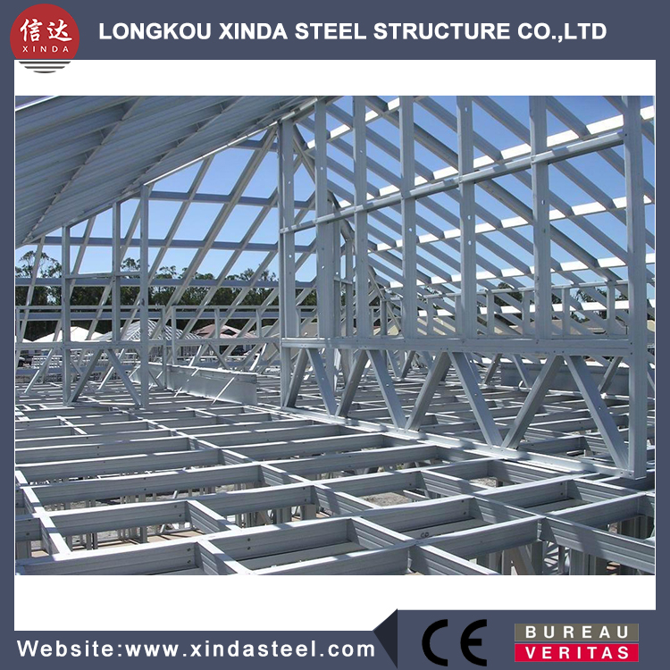 Alibaba supply fire resistant paint low cost warehouse prefabricated steel structure