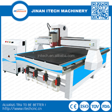 Jinan hot sale wood engraving cnc machine small woodwork router