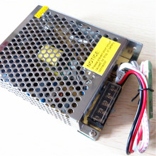 CE 6A 12V dc switching UPS power supply unit for door access control cctv cameras