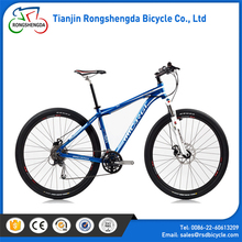 2017 High quality cheap price second hand mountain bikes bicycles /carbon fiber mountain bikes / 27.5 inch mountain bikes