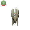 self diy 500 gallon beer conical fermenter with jacket insulation