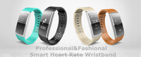 2016 Smart Watch with Heart Rate Monitor Bluetooth 4.0 OLED Touch Screen
