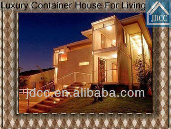 Luxury and comfortable container homes