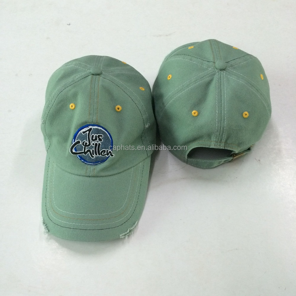 100% cotton high quality 6 panel baseball cap,custom embroidered baseball cap