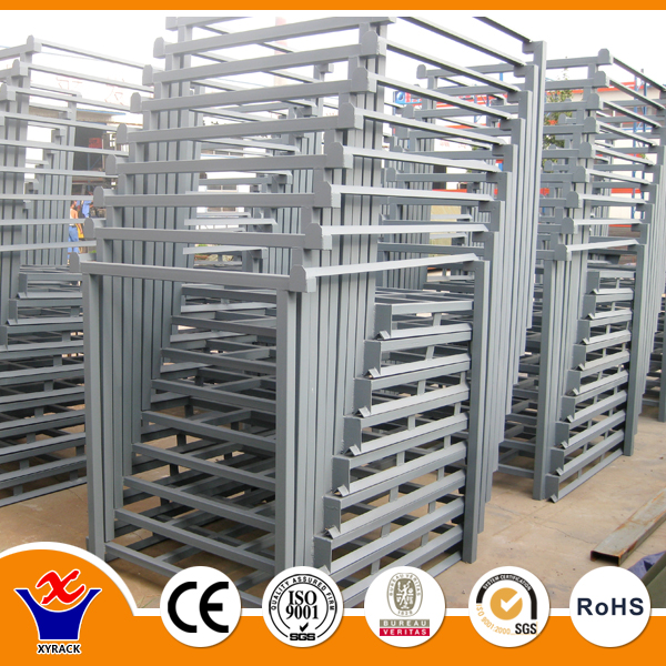 china supplier warehouse movable stack shelf