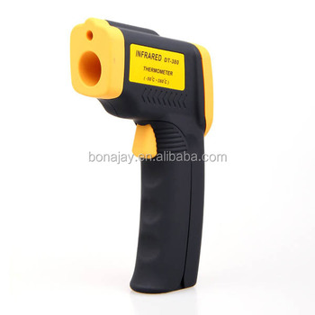 High Accuracy digital infrared thermometer DT-8380