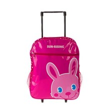 Best Sale Cute Animal Cartoon Kids School Trolley Bag