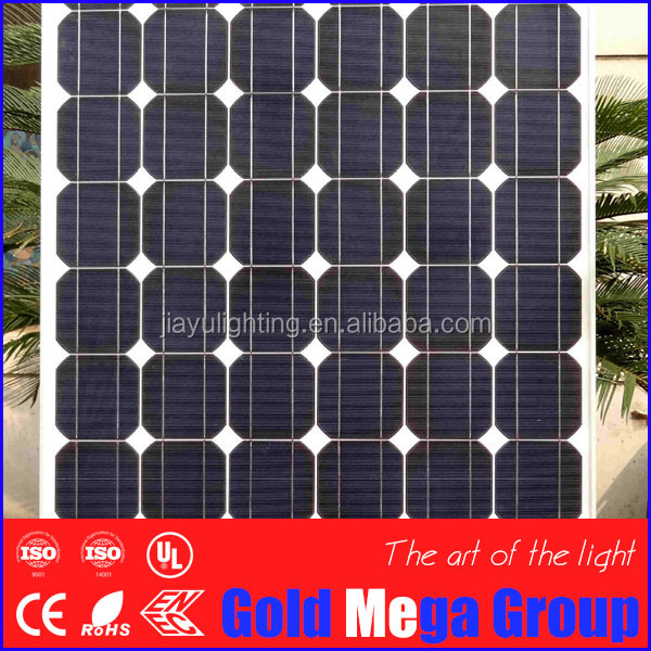 Practical monocrystalline 270w solar panels Solar Cell Price