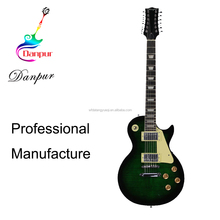 Weifang Danpur Hot Selling 12 String Guitar Necks And Kit