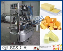 cheese/curd production line nature cheese equipment