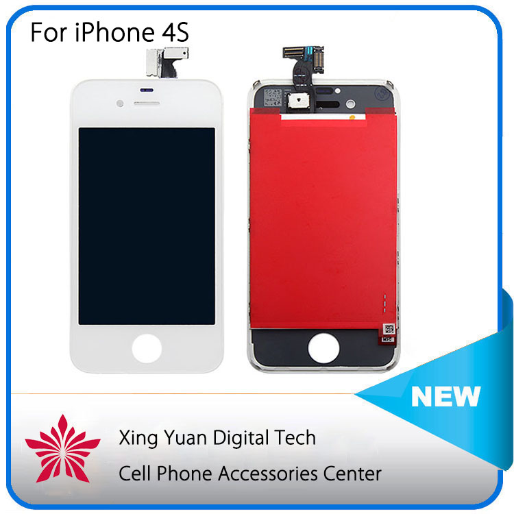 2016 Factory prices For Iphone 4s Lcd,Mobile Phone Lcd For Iphone 4s Lcd Screen,Display