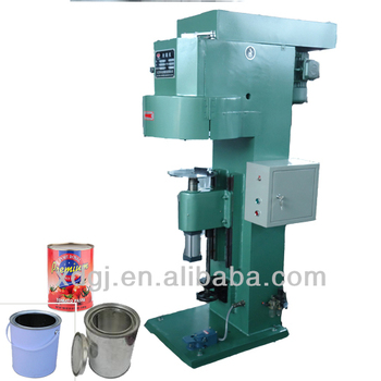 1l round tin can making machine production line