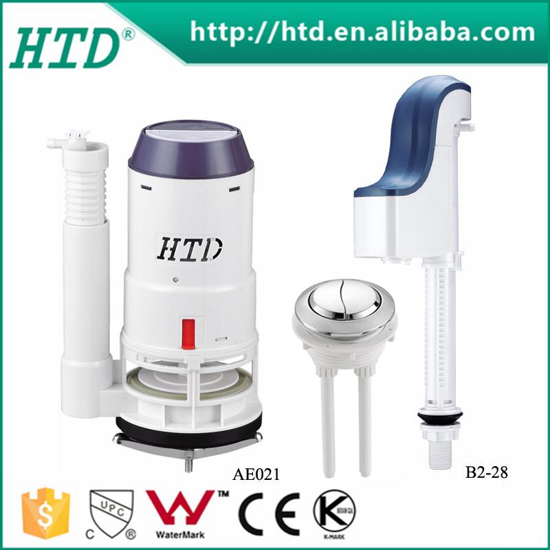 Htd ae021 upc v lvula del tanque del inodoro de doble for Valvula descarga inodoro