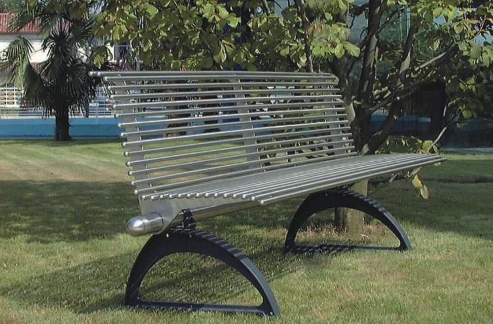 wholesale price cheap wrought iron park benches for street furniture