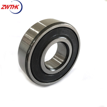 Shandong iron cover / rubber coated ball bearing