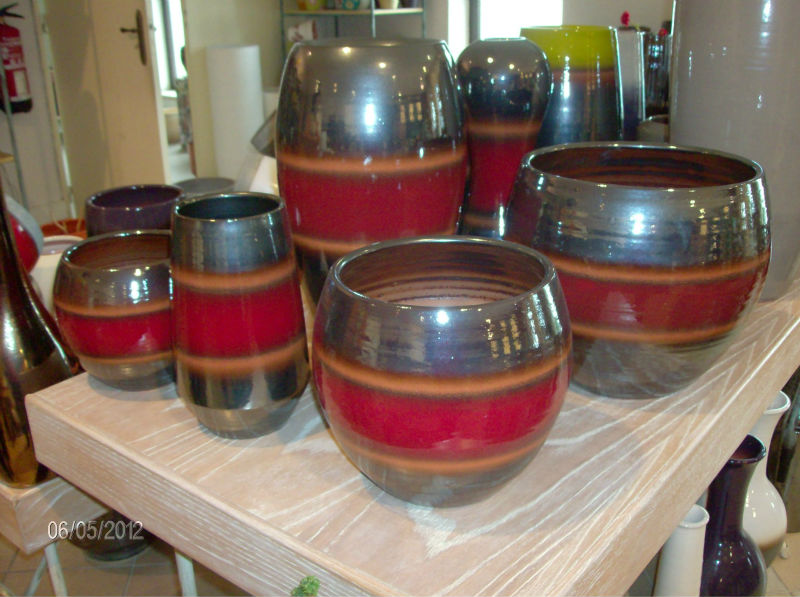 Ceramic Pots and vases - several sizes