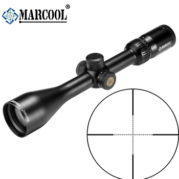 Marcool 4-12x44 riflescope for outdoor hunting