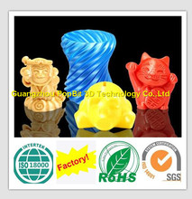 1.75/3.0mm Multiple Color Industrial 3D Printer ABS 3D Filaments &Factory Price Filaments