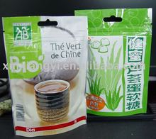 food vaccum plastic bag