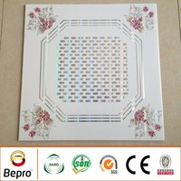 new design plastic ceiling 595*595mm