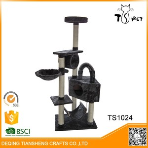 Wholesale Eco-Friendly Feature Cat Trees Cat Toys Pet Products