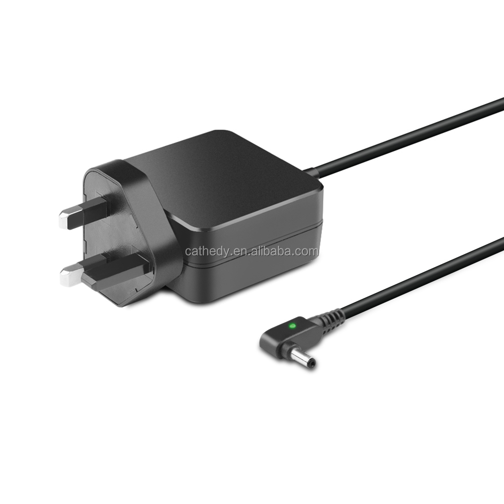 19V 40W Ultrabook Charger 530U3B 530U3C compatible for acer V5