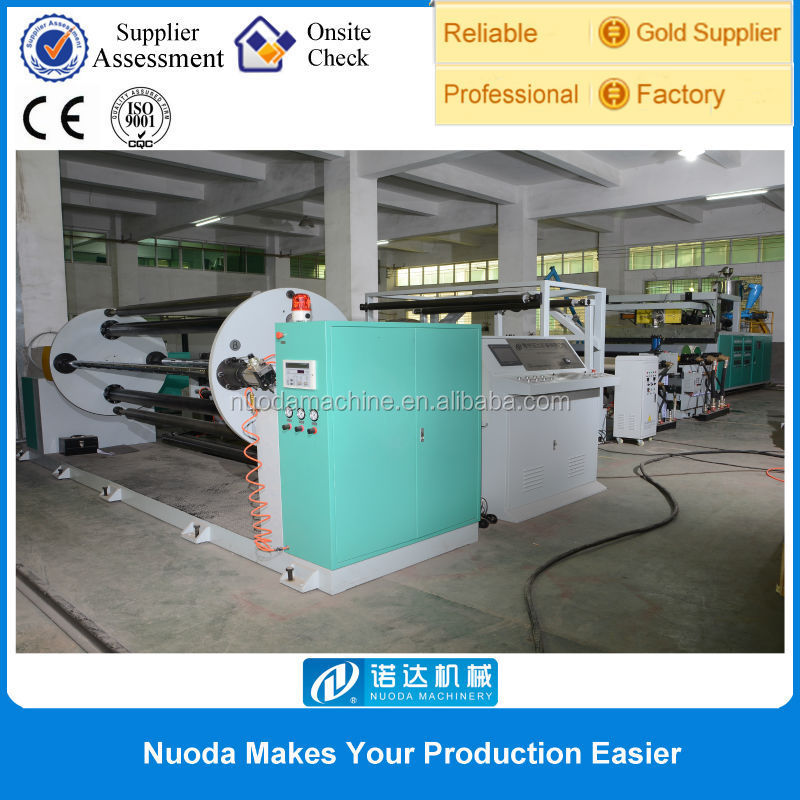 high speed PE medical apron production line manufacturer