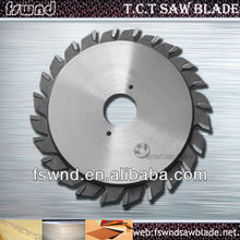 Durability and flatness tct panel sizing saw balde(scoring)/processional woodworker cutting tool