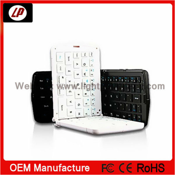 2013 Latest portable foldable Bluetooth keyboard for iPad 2/3