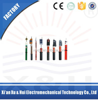 High voltage electroscope high voltage probe detector